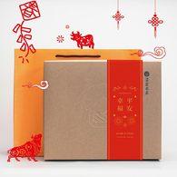 【長輩禮盒】伯爵茶包、櫻桃乾、綜合乾果豆