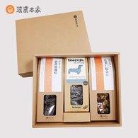 【曼蒂媽咪專屬禮盒】伯爵茶包、櫻桃乾、綜合乾果豆